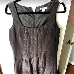 Elegant Formal Dress with Sequin Detail Size 6